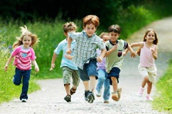 Corsa-bambini